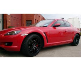 Vehicle Make: Mazda<br>Vehicel Model: <br>Wheel Model: OX-Oxani