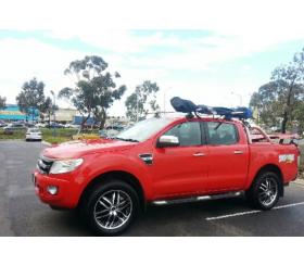 Vehicle Make: Ford<br>Vehicel Model: Ranger 4x4<br>Wheel Model: