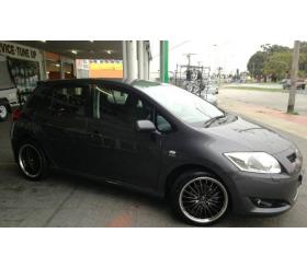 Vehicle Make: Toyota<br>Vehicel Model: <br>Wheel Model: OX608