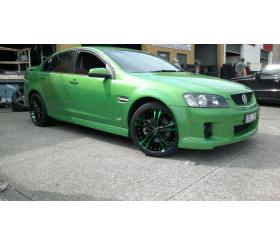 Vehicle Make: Holden<br>Vehicel Model: <br>Wheel Model: OX962