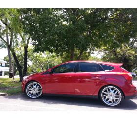 Vehicle Make: Ford<br>Vehicel Model: <br>Wheel Model: OX639