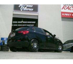 Vehicle Make: Alfa Romeo<br>Vehicel Model: <br>Wheel Model: OX11