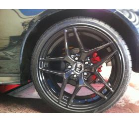 Vehicle Make: Alfa Romeo<br>Vehicel Model: <br>Wheel Model: OX-O