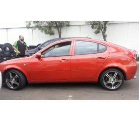 Vehicle Make: Toyota<br>Vehicel Model: <br>Wheel Model: OX188