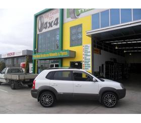 Vehicle Make: Holden<br>Vehicel Model: Captiva- Petrol & Diesel