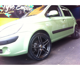 Vehicle Make: Mazda<br>Vehicel Model: <br>Wheel Model: OX603