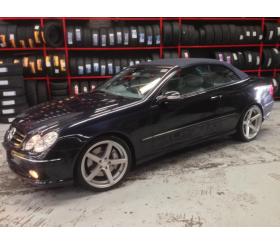 Vehicle Make: Mercedes<br>Vehicel Model: <br>Wheel Model: OX838A