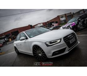 Vehicle Make: Audi<br>Vehicel Model: <br>Wheel Model: OX110