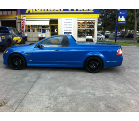 Vehicle Make: Holden<br>Vehicel Model: VE Statesman & Ute<br>Whe