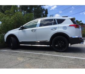 Vehicle Make: Toyota<br>Vehicel Model: RAV 4 2000+<br>Wheel Mode