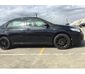 Vehicle Make: <br>Vehicel Model: <br>Wheel Model: OX810