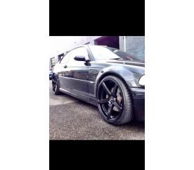 Vehicle Make: BMW<br>Vehicel Model: <br>Wheel Model: OX838