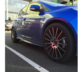 Vehicle Make: Ford<br>Vehicel Model: <br>Wheel Model: OX110
