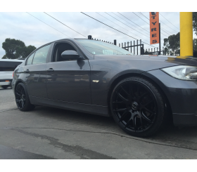 Vehicle Make: BMW<br>Vehicel Model: <br>Wheel Model: OX111