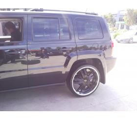 Vehicle Make: Chrysler<br>Vehicel Model: Jeep Cherokee 02+<br>Wh