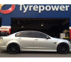 Vehicle Make: Holden<br>Vehicel Model: <br>Wheel Model: OX111