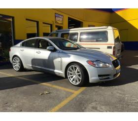 Vehicle Make: Jaguar<br>Vehicel Model: <br>Wheel Model: OX849