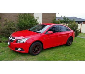 Vehicle Make: Holden<br>Vehicel Model: Cruze - Petrol 2009+<br>W