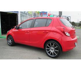 Vehicle Make: Hyundai<br>Vehicel Model: i30i30 07<br>Wheel Model