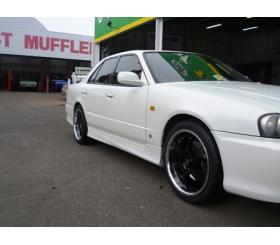 Vehicle Make: Nissan<br>Vehicel Model: Skyline<br>Wheel Model: O