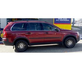 Vehicle Make: Volvo<br>Vehicel Model: <br>Wheel Model: OX110A