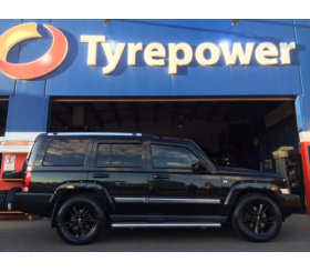 Vehicle Make: Jeep<br>Vehicel Model: <br>Wheel Model: OX962A