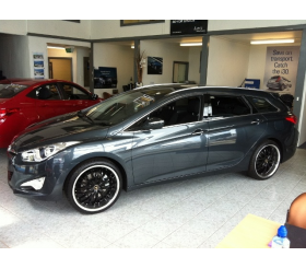 Vehicle Make: Hyundai<br>Vehicel Model: i40 (16 inches +)<br>Whe