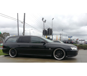 Vehicle Make: Holden<br>Vehicel Model: Commodore 81 Onwards<br>W