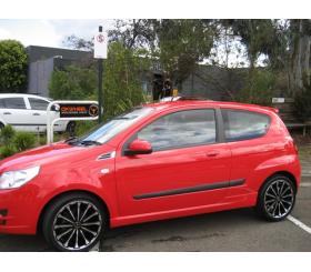 Vehicle Make: Volkswagen<br>Vehicel Model: Polo 6<br>Wheel Model