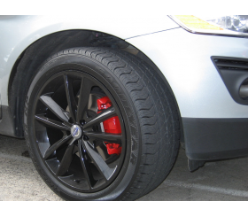 Vehicle Make: Volvo<br>Vehicel Model: XC90<br>Wheel Model: OX801