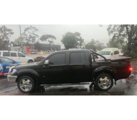 Vehicle Make: Toyota<br>Vehicel Model: Hi Lux 2005+ SR<br>Wheel