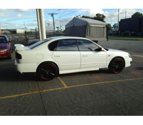Vehicle Make: Subaru<br>Vehicel Model: Liberty<br>Wheel Model: O
