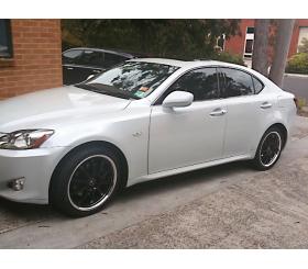 Vehicle Make: Lexus<br>Vehicel Model: IS200<br>Wheel Model: OX64