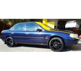 Vehicle Make: Ford<br>Vehicel Model: Mondeo 07+<br>Wheel Model: