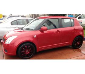 Vehicle Make: Suzuki<br>Vehicel Model: Swift, 90-04<br>Wheel Mod