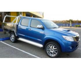 Vehicle Make: Toyota<br>Vehicel Model: Hi Lux 2005+ SR5<br>Wheel