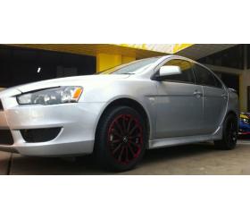 Vehicle Make: Mitsubishi<br>Vehicel Model: Lancer 90-07<br>Wheel
