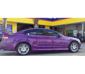 Vehicle Make: Holden<br>Vehicel Model: VE Commodore<br>Wheel Mod