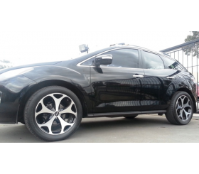 Vehicle Make: Mazda<br>Vehicel Model: CX7(17 inches +)<br>Wheel